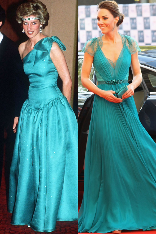 Hoá ra phong cách thanh lịch của Kate Middleton là học lỏm từ người khác  - Ảnh 18.