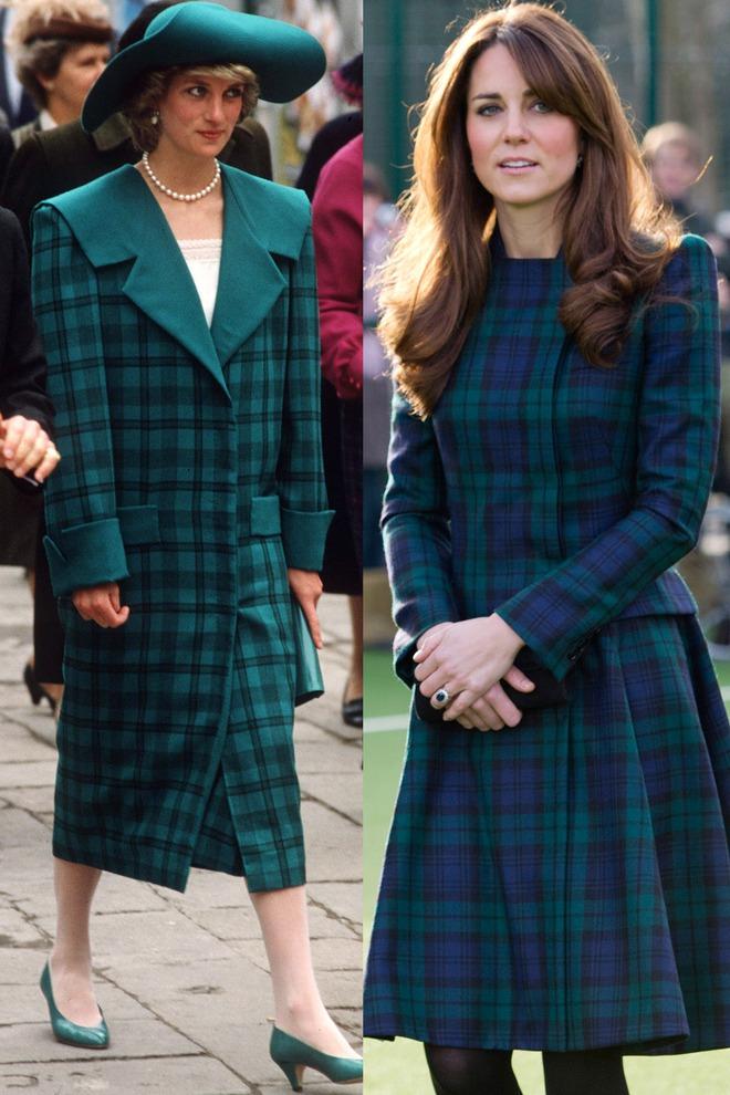 Hoá ra phong cách thanh lịch của Kate Middleton là học lỏm từ người khác  - Ảnh 5.