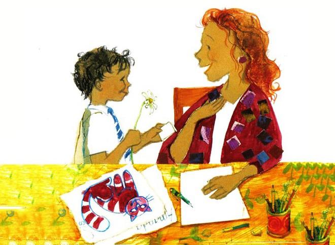 Mách mẹ 32 lời chúc siêu ý nghĩa giúp con ghi điểm với thầy cô nhân Ngày nhà giáo Việt Nam 20/11 - Ảnh 2.