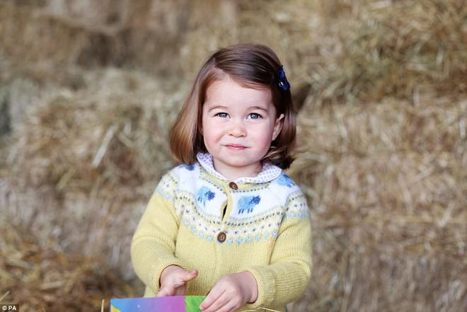 Đến dự sinh nhật tiểu Công chúa Charlotte, khi ra về khách mời được vợ chồng công nương Kate tặng món quà này - Ảnh 1.