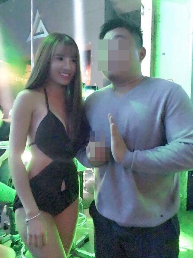 Em gái Công Vinh bị tố làm tiểu tam ở quán bar, ngang nhiên giật chồng khi cô vợ đang mang bầu? - Ảnh 7.