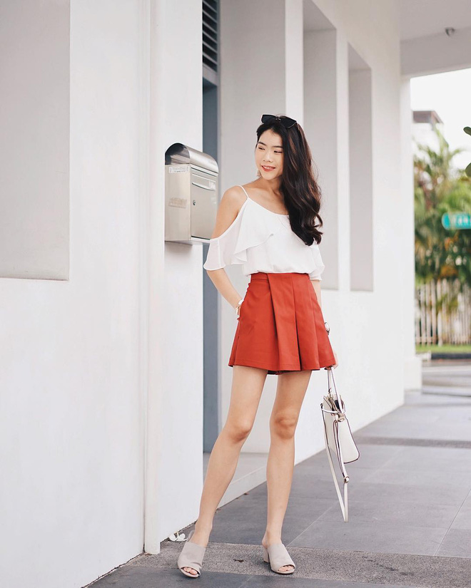 Vóc dáng thấp bé nhưng Song Hye Kyo vẫn luôn mặc đẹp nhờ vào 5 bí kíp này - Ảnh 4.