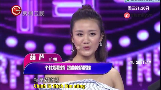Cô gái xinh đẹp gây sốc vì dám cãi tay đôi với khách mời Phi thường hoàn mỹ - Ảnh 3.