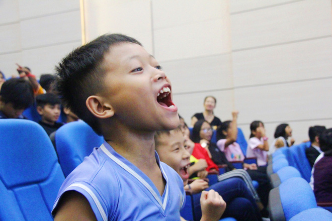 Cái Tết trung thu ý nghĩa của 350 trẻ em có hoàn cảnh đặc biệt khó khăn trên địa bàn TP.HCM - Ảnh 6.
