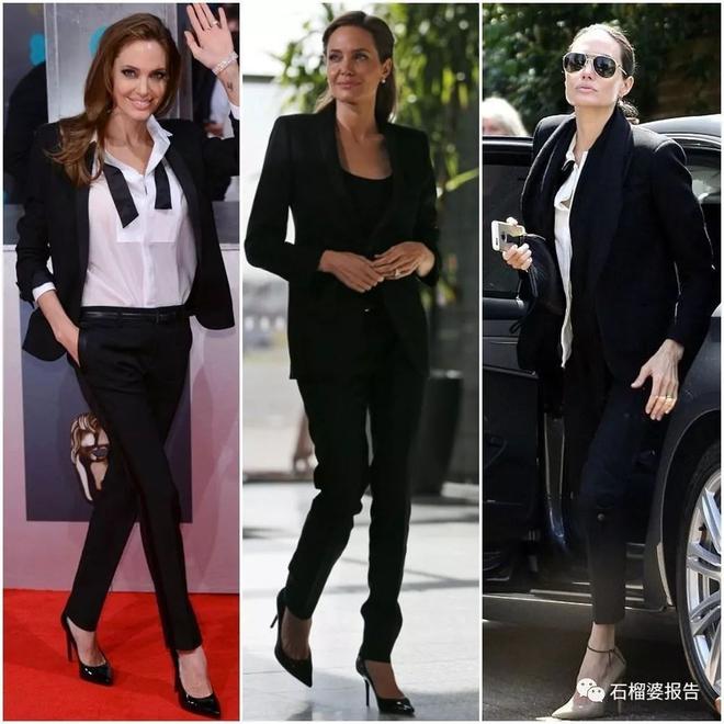2 bí kíp đơn giản giúp định hình gu thời trang thanh lịch mà chẳng sợ lỗi mốt từ Angelia Jolie - Ảnh 4.