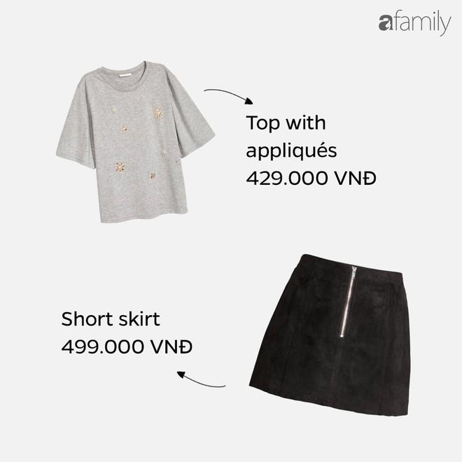 Với ngân sách 1 triệu, vào H&M bạn có thể mua được đủ bộ cả quần lẫn áo diện đi đâu cũng đẹp - Ảnh 7.