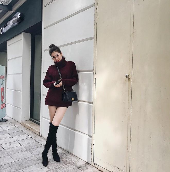 Thu Thủy khoe street style trẻ trung, Kỳ Duyên khác lạ với đôi chân nhìn như dài cả mét - Ảnh 24.