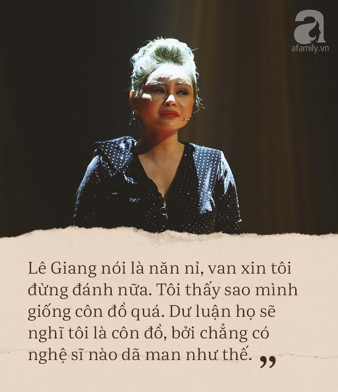 Bị Lê Giang tố đánh vợ đến mức vứt xuống cầu thang, Duy Phương lên tiếng: Họ đang giết tôi! - Ảnh 7.