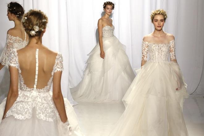Muốn gây ấn tượng trong ngày trọng đại, các cô dâu đừng bỏ qua 7 mẫu váy này - Ảnh 18.