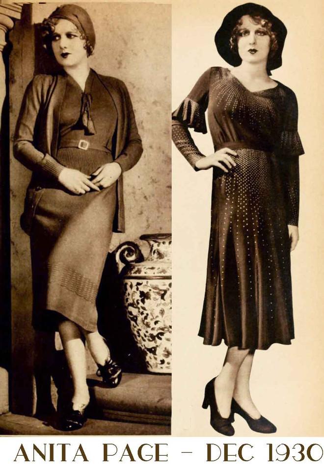 Ngược dòng về quá khứ xem sự thay đổi của chân váy qua từng thời kỳ - Ảnh 11.