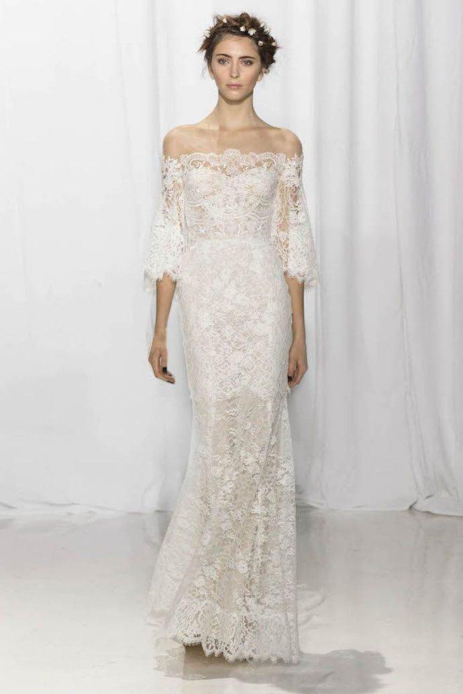 Muốn gây ấn tượng trong ngày trọng đại, các cô dâu đừng bỏ qua 7 mẫu váy này - Ảnh 22.