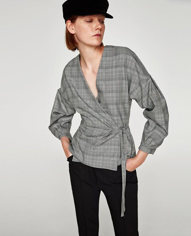 Những trang phục nên mua ở Zara tùy theo vóc dáng cơ thể - Ảnh 11.