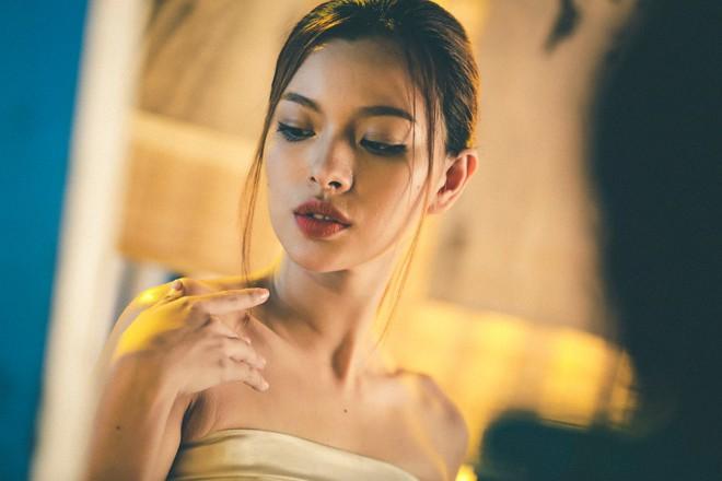 Tú Hảo đẹp ma mị làm nhân tình của Ngô Kiến Huy trong MV cổ trang - Ảnh 4.