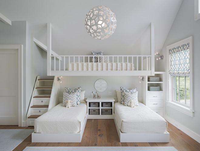 11 mẫu giường tầng đẹp, gọn cực đáng tham khảo cho những gia đình nhà chật mà đông con - Ảnh 10.