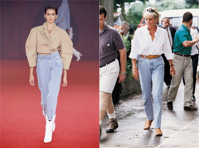 Công nương Diana trở thành nguồn cảm hứng trong BST mới của thương hiệu Off-White - Ảnh 10.