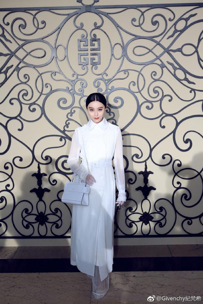 Phạm Băng Băng đẹp xuất sắc trong loạt ảnh không qua chỉnh sửa tại Paris Fashion Week - Ảnh 5.