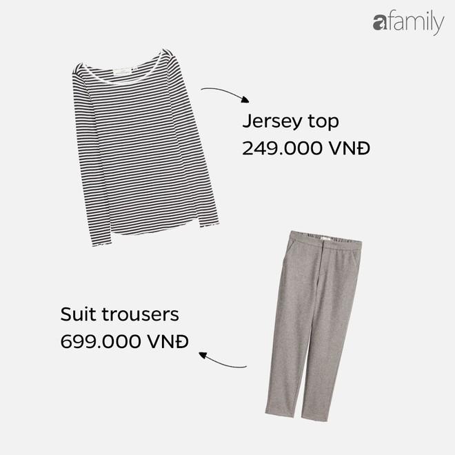Với ngân sách 1 triệu, vào H&M bạn có thể mua được đủ bộ cả quần lẫn áo diện đi đâu cũng đẹp - Ảnh 8.