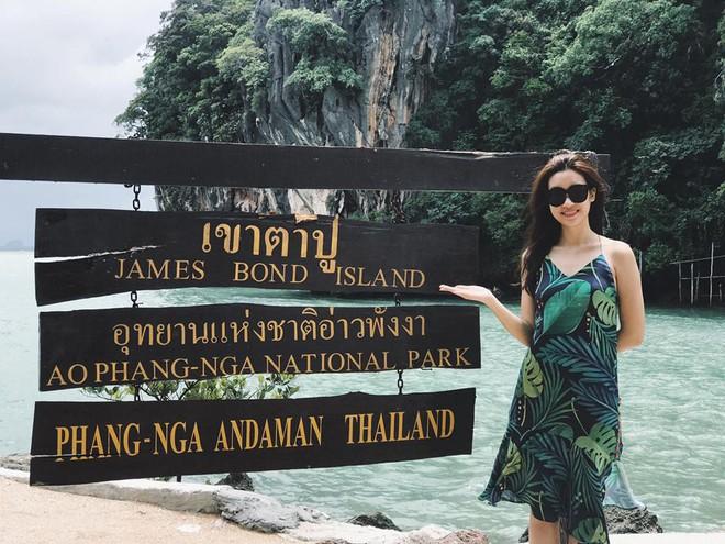 Đỗ Mỹ Linh - Nàng Hoa hậu Nhân Ái luôn ghi điểm trong mắt mọi người với phong cách thời trang giản dị - Ảnh 19.