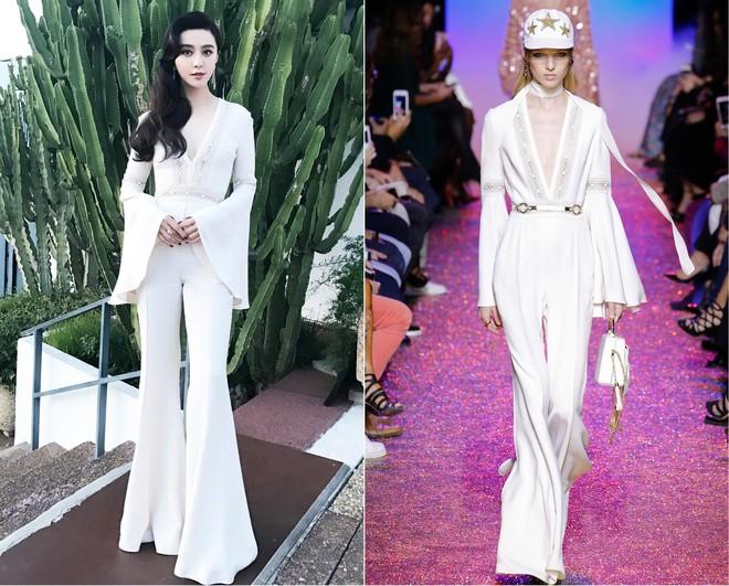 Dương Mịch, Phạm Băng Băng, Angela Baby… chính là những người đẹp rất hay chỉnh sửa váy áo hàng hiệu cho bớt sexy - Ảnh 5.