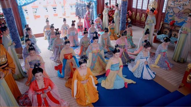 Muôn cách để Hoàng đế Trung Hoa xưa chọn phi tần lâm hạnh: thả bướm, thảy xúc xắc và cả cưỡi xe dê - Ảnh 3.