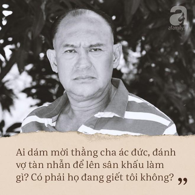 Bị Lê Giang tố đánh vợ đến mức vứt xuống cầu thang, Duy Phương lên tiếng: Họ đang giết tôi! - Ảnh 11.