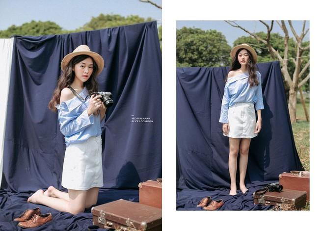 Xanh baby và những gợi ý váy áo vừa rẻ vừa đẹp đến từ các thương hiệu Việt - Ảnh 13.