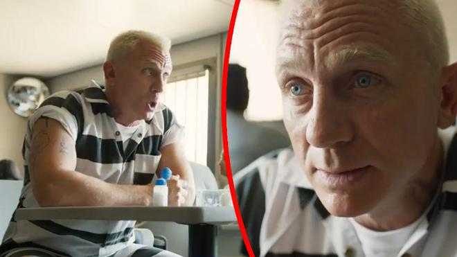 Điệp viên 007 Daniel Craig gây sốc với vai diễn gã tù bá đạo - Ảnh 4.