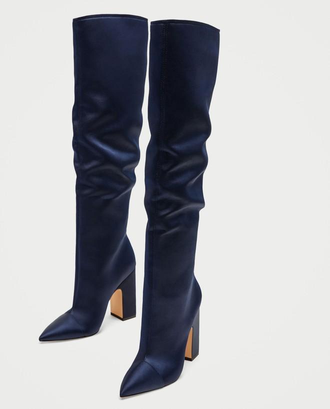 Chưa lạnh nhưng đôi boots này của Zara được dự đoán là sẽ bị vét hết hàng ở khắp mọi nơi - Ảnh 5.