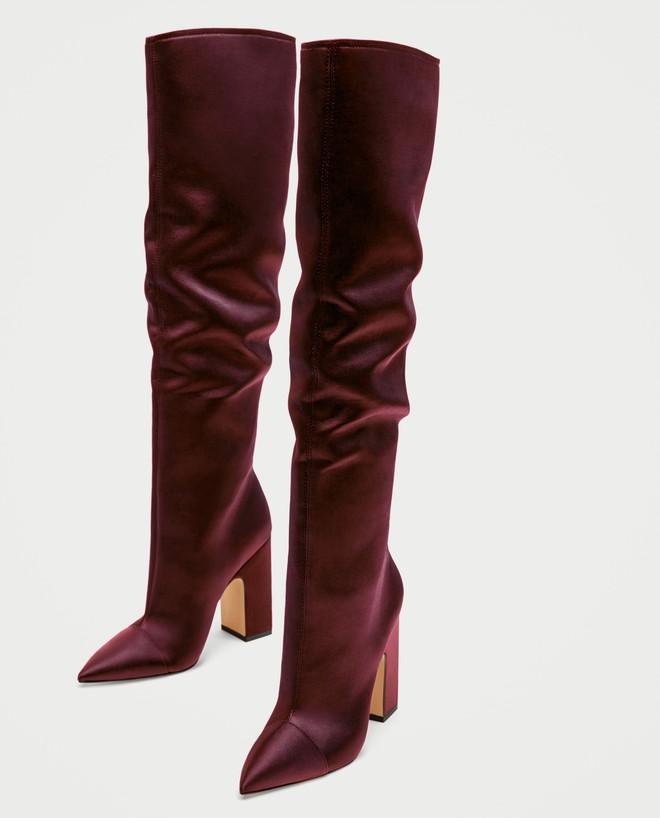 Chưa lạnh nhưng đôi boots này của Zara được dự đoán là sẽ bị vét hết hàng ở khắp mọi nơi - Ảnh 6.