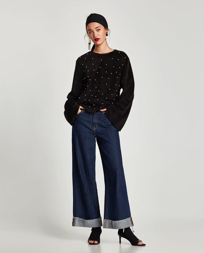 Zara sale 50% và đây là những mẫu áo len, áo nỉ mà các nàng phải vợt ngay kẻo hết size - Ảnh 17.
