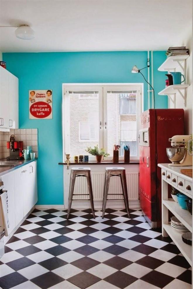 7 căn bếp nhỏ nhưng đẹp lung linh khiến ai nhìn cũng phải mê tít - Ảnh 5.