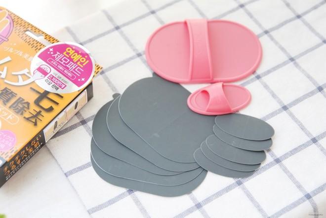 Giấy nhám tẩy lông - món phụ kiện không thể thiếu trong túi của các quý cô Hàn - Ảnh 6.