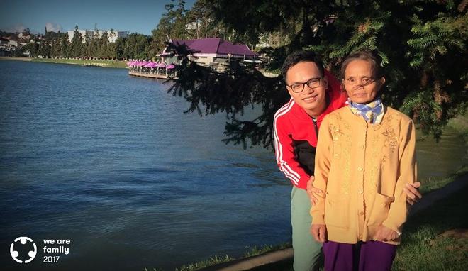 Con trai muốn nắm tay mẹ đi khắp đất nước: Thời gian chẳng còn nhiều, con sẽ đưa mẹ đến nơi mẹ mơ ước - Ảnh 6.