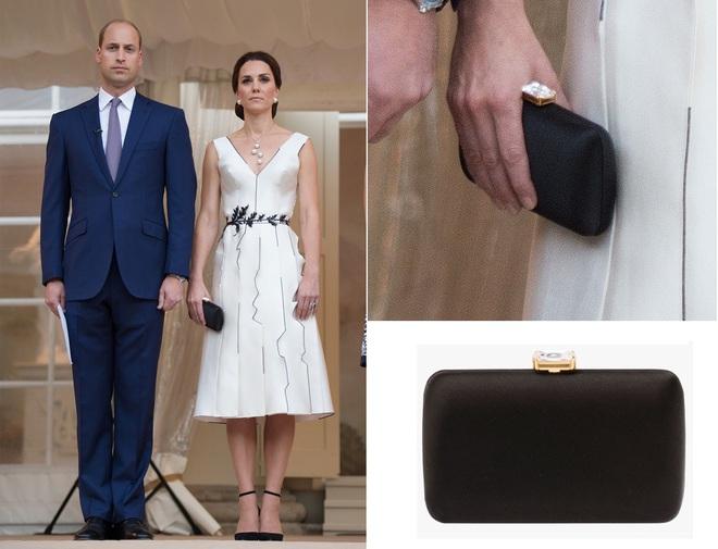 Suốt cả tháng 7, công nương Kate chỉ chuộng diện lại túi cũ từ năm ngoái - Ảnh 6.