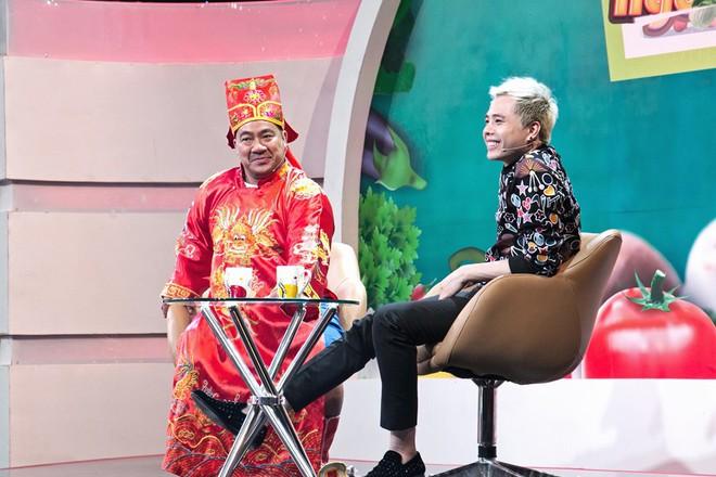 Trịnh Thăng Bình ngượng đỏ mặt khi nói về chuyện có bạn gái  - Ảnh 5.