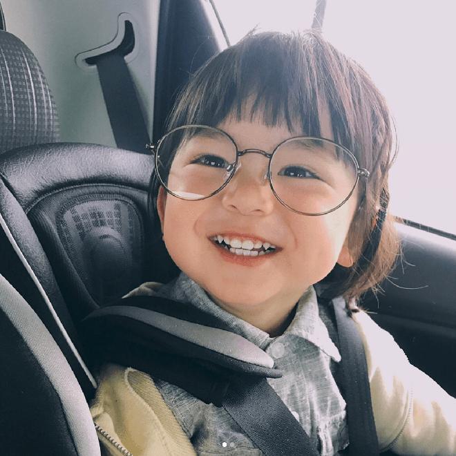 Gặp gỡ em bé Nhật dễ thương nhất instagram, sở hữu lượng fan hâm mộ khủng khắp thế giới - Ảnh 1.