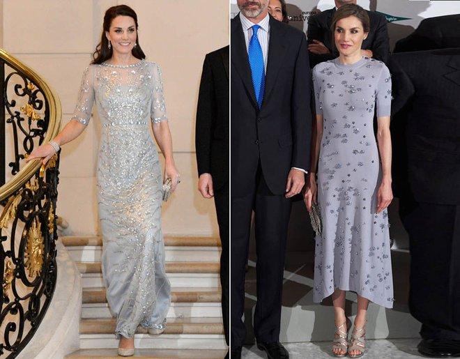 Mặc đẹp là thế, nhưng Công nương Kate cũng từng có vô số màn đụng độ khó phân cao thấp với 1 vị Hoàng hậu - Ảnh 6.