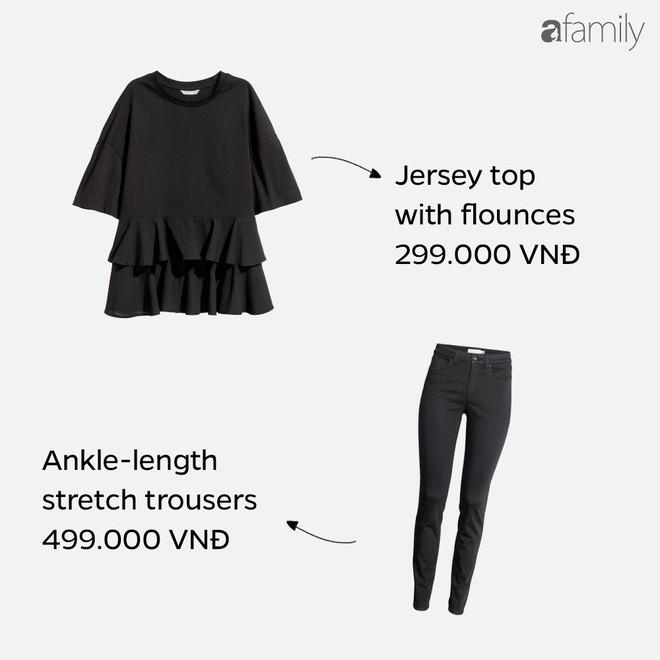 Với ngân sách 1 triệu, vào H&M bạn có thể mua được đủ bộ cả quần lẫn áo diện đi đâu cũng đẹp - Ảnh 9.