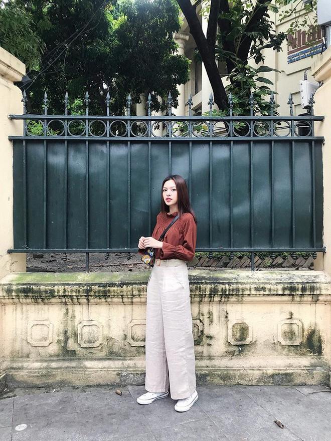 Street style tuần này: Angela Phương Trinh diện váy ôm già chát, Kỳ Duyên nổi bật vì dát hàng hiệu từ đầu tới chân - Ảnh 15.