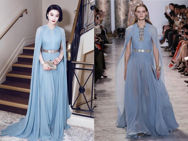 Dương Mịch, Phạm Băng Băng, Angela Baby… chính là những người đẹp rất hay chỉnh sửa váy áo hàng hiệu cho bớt sexy - Ảnh 6.