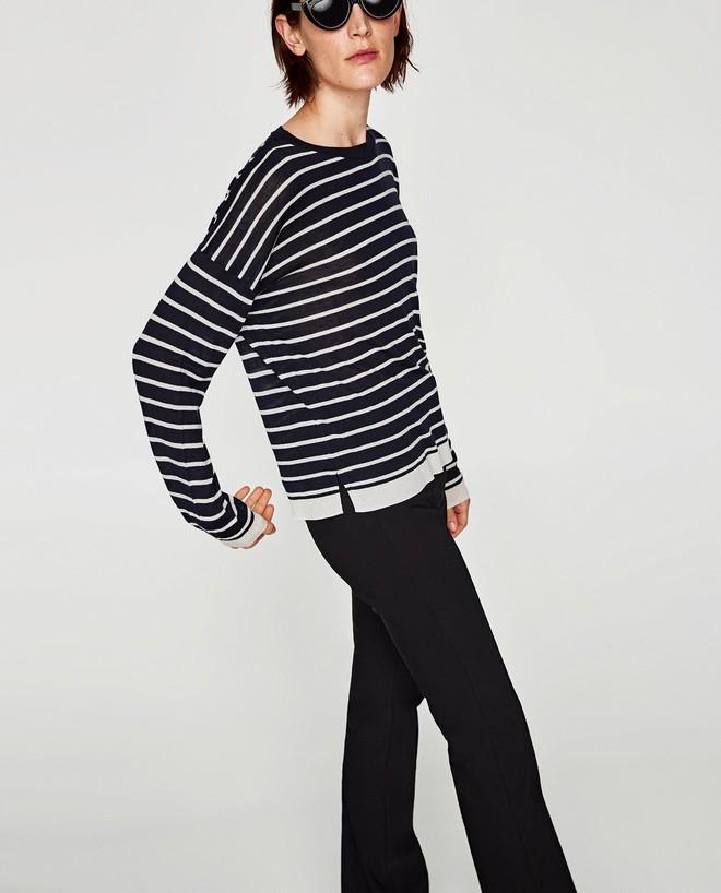 Zara sale 50% và đây là những mẫu áo len, áo nỉ mà các nàng phải vợt ngay kẻo hết size - Ảnh 10.