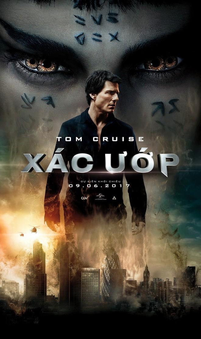 Xác ướp của Tom Cruise: Bị dìm vẫn hot vì đâu? - ảnh 1