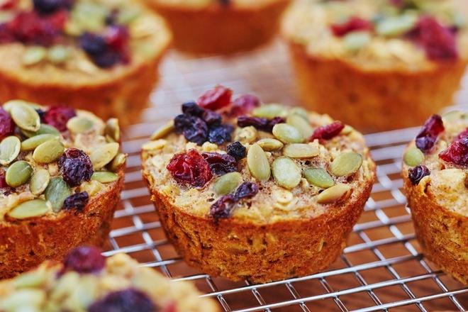 Bữa sáng dinh dưỡng mà lành mạnh với bánh muffin siêu ngon - Ảnh 8.