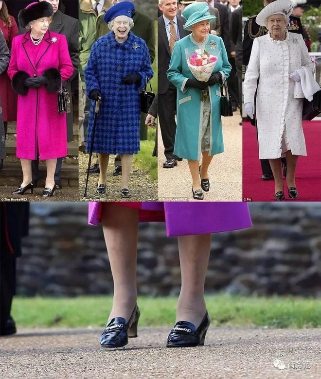 Phong cách chói chang là vậy, nhưng hóa ra Nữ hoàng Anh chỉ trung thành với những thương hiệu này - Ảnh 7.
