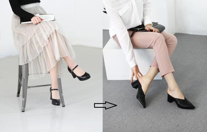 5 kiểu giày già nua và giải pháp thay thế để không biến bạn từ con dâu thành mẹ chồng - Ảnh 5.