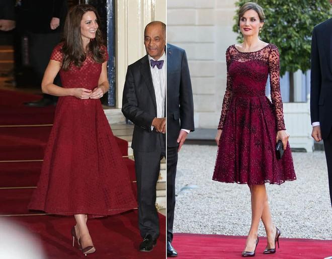 Mặc đẹp là thế, nhưng Công nương Kate cũng từng có vô số màn đụng độ khó phân cao thấp với 1 vị Hoàng hậu - Ảnh 7.