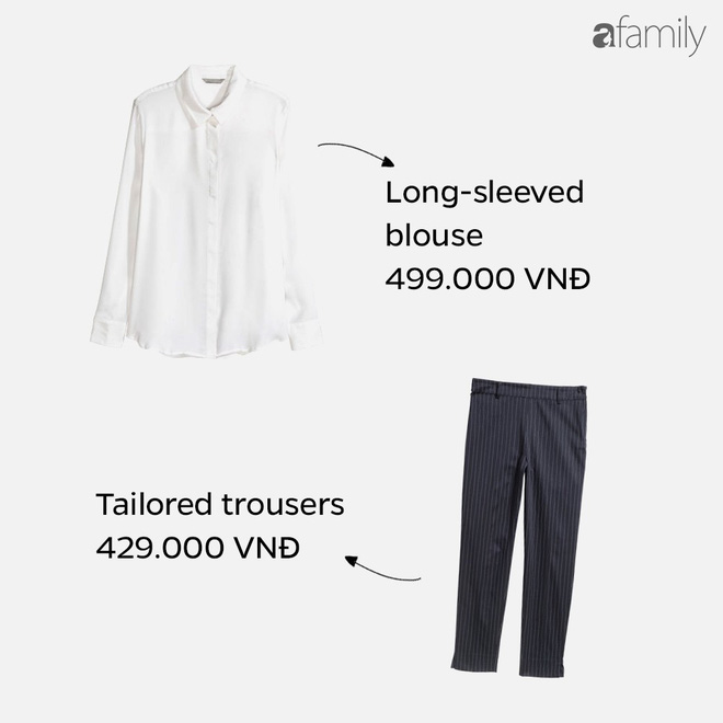 Với ngân sách 1 triệu, vào H&M bạn có thể mua được đủ bộ cả quần lẫn áo diện đi đâu cũng đẹp - Ảnh 1.