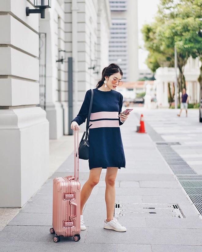 Váy len đúng là món đồ dễ mặc nhất, và bạn nhất định phải sắm 1 chiếc cho đông này - Ảnh 8.