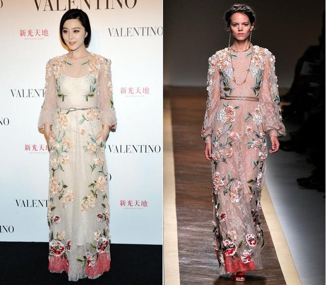Dương Mịch, Phạm Băng Băng, Angela Baby… chính là những người đẹp rất hay chỉnh sửa váy áo hàng hiệu cho bớt sexy - Ảnh 7.