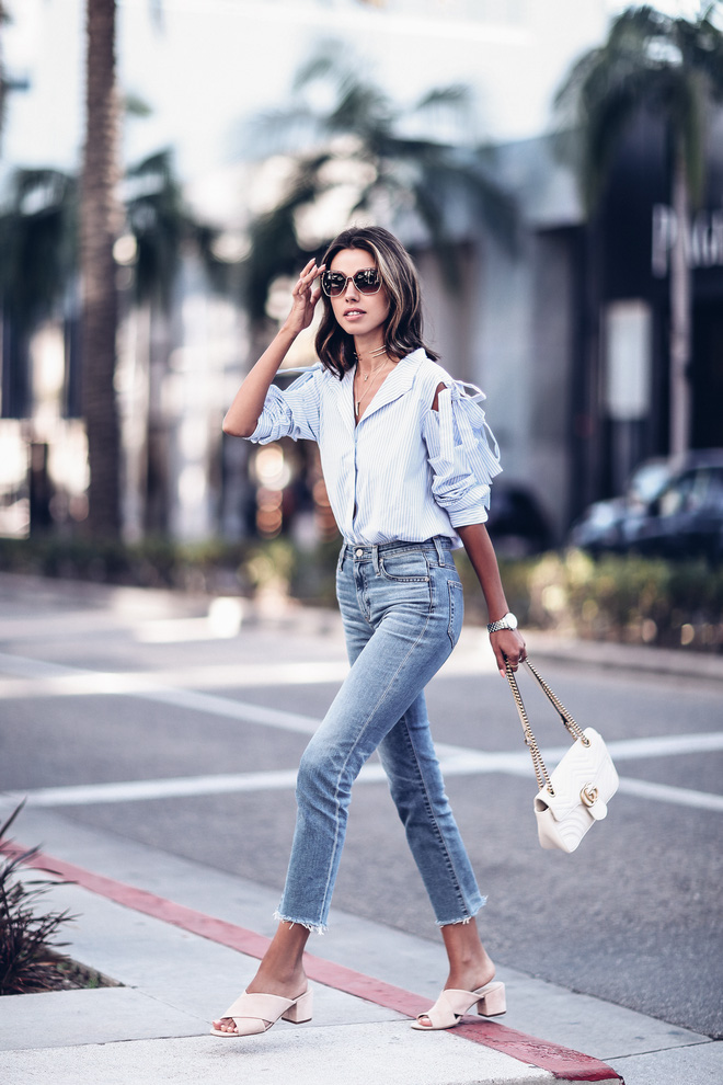 Từng kiểu quần jeans, diện cùng giày thế nào thì phải phép nhất - Ảnh 30.
